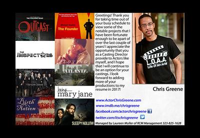 www.detourentertainmentproductions.com - Chris - 2016 Promo