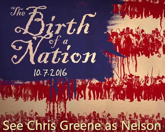 birth of a nation - Chris Greene