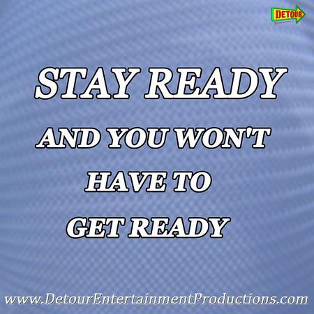 www.detourentertainmentproductions.com - Stay Ready