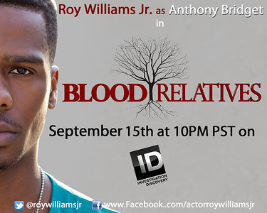 www.detourentertainmentproductions.com - Roy Blood Relatives Promo