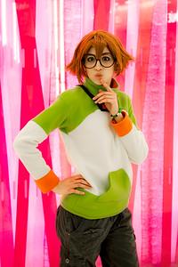 Lyra Bird Cosplay