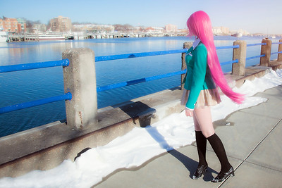 Heaven's Gem Cosplay