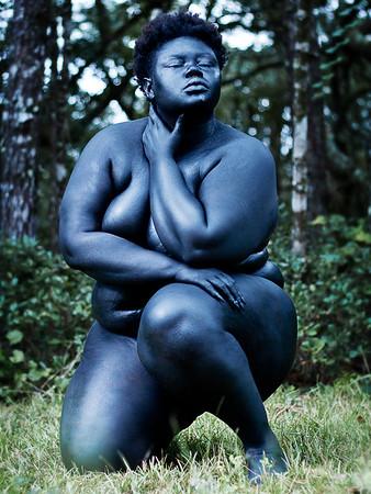 Living Statue - Kandice