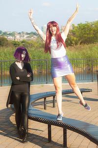 KiriChan & Kaytee Kat Cosplay