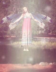Lillian at the Lake