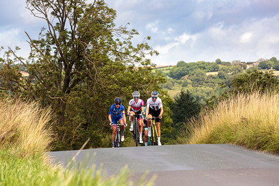 Anna Kay leads the leaders - Ryedale Women's Grand Prix 2019