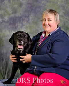 Winnebago Labrador Retriever Club Specialty - Ribbon Photos