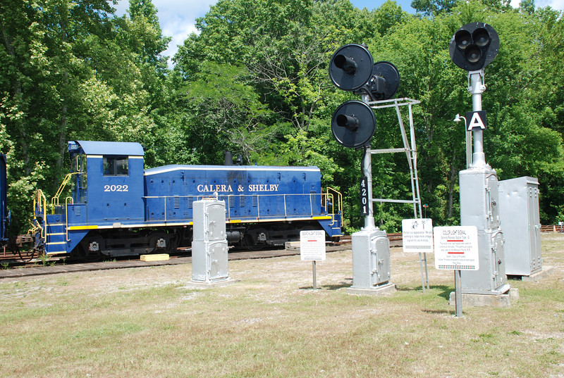 Heart of Dixie Railroad Museum