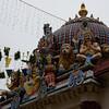 Sri Mariamman Temple (Hindu) in Chinatown, Singapore