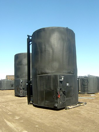 Produced Water Tanks