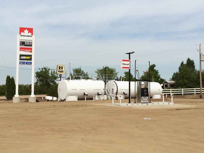PetroCanada Langham, SK