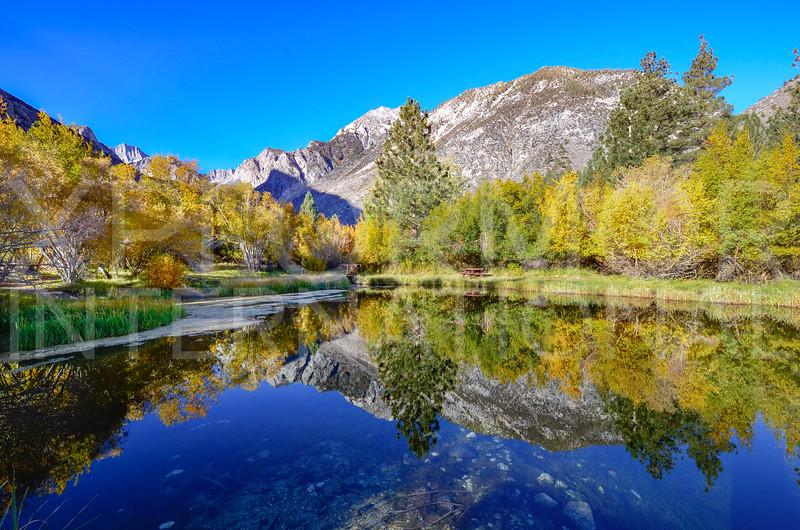 Sunrise Mountain Reflections