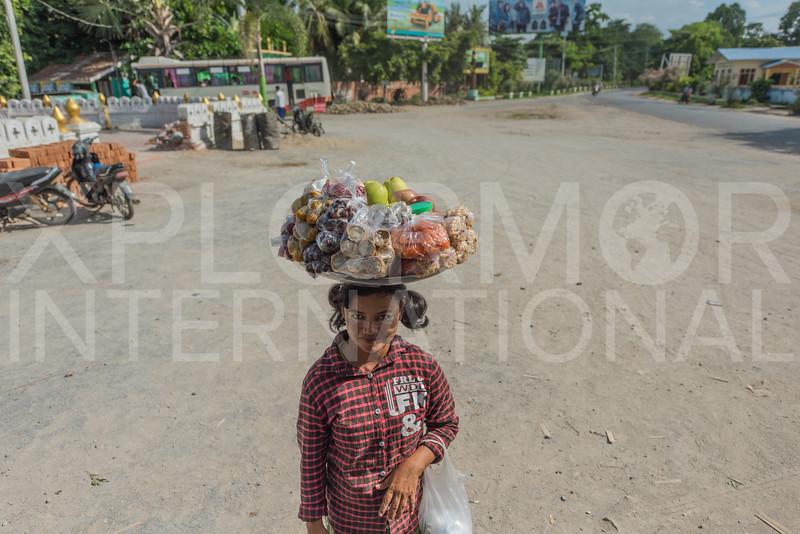 Beautiful Burmese Smile