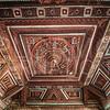 Incredible Burmese Carved Wood Ceiling