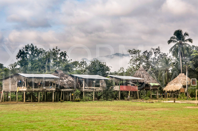 Jungle Village of Wina