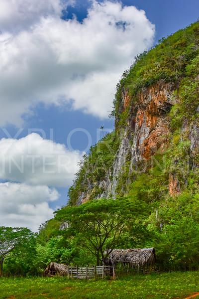 Striking Karst Landscape of Viñales