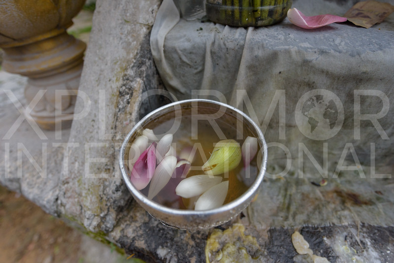 Sacred Prayer, Preah Vihear, Cambodia
