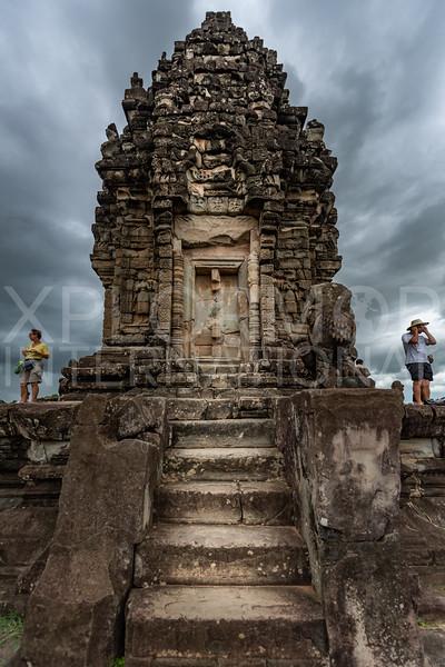 Central Sanctuary at Wat Bakong