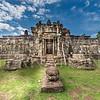 Nandi at Wat Bakong