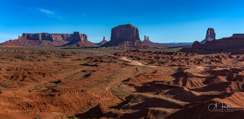John Ford's Point Panorama