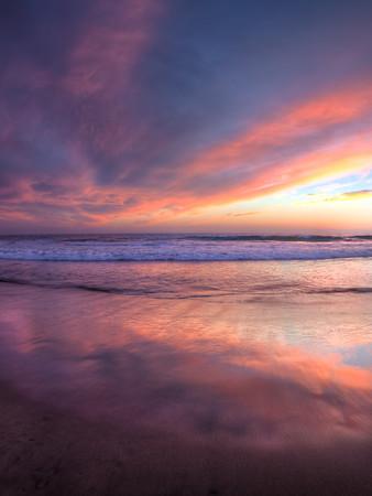SunsetReflections onone 30x40
