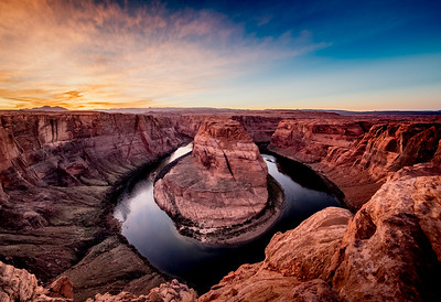 Horshoe Bend-Grand Canyon