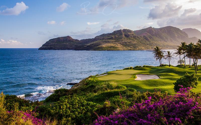 Hokuala Golf Club - Kauai, Hawaii