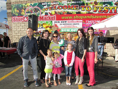 5Th Anniversary Shop & Save Market in Bridgeview