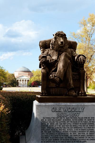 Ole Woolly