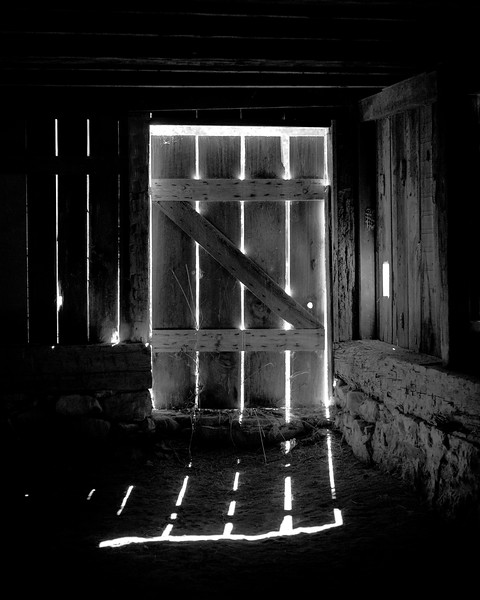 The Light of Hope, Great Barn Door