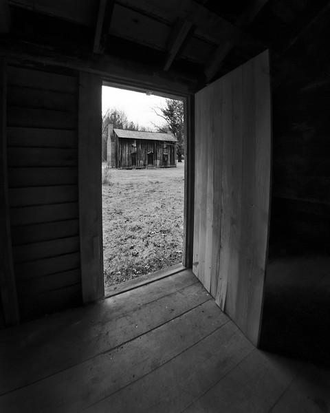 Overseeing, The Slave Quarters from Horton House