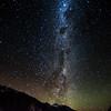 Milky Way in New Zealand