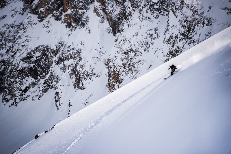 Backcountry Skiing in Central Asia