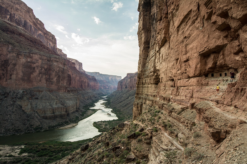 Nankoweap Granaries, Grand Canyon