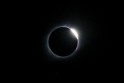 Total Eclipse, Nebraska