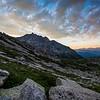 Glacier Gorge Sunset