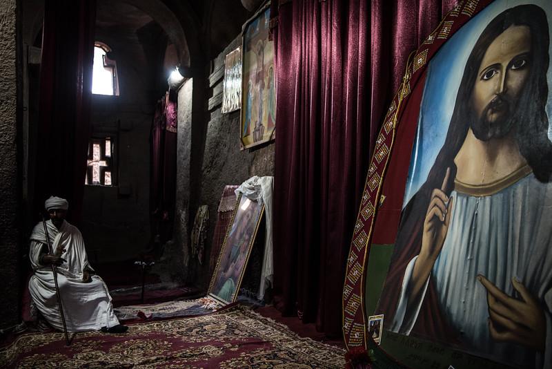 The Churches of Lalibela, Ethiopia