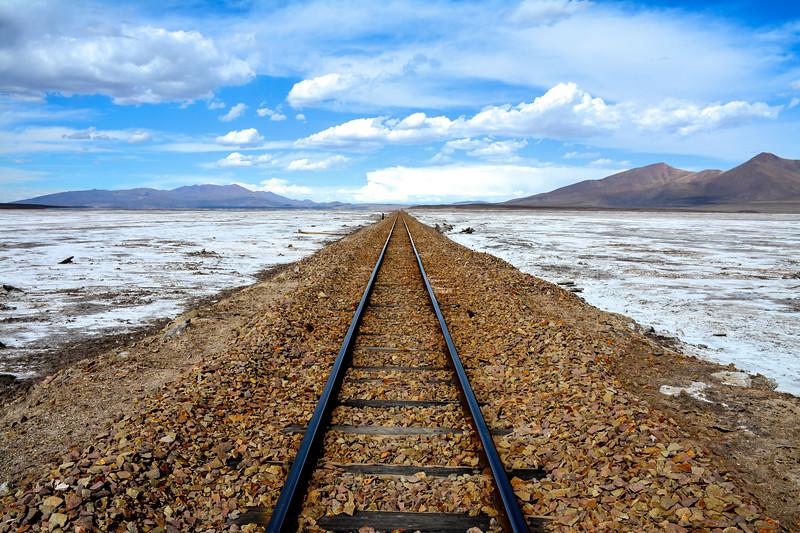 Train to Nowhere, Bolivia