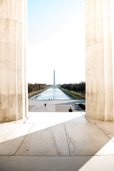 Washington from Lincoln