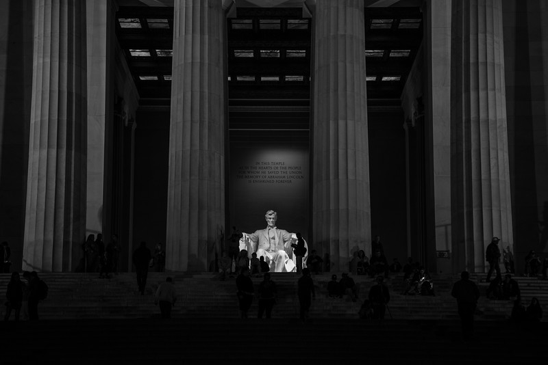 Lincoln in Lights