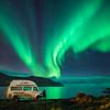 West Fjord Light Show