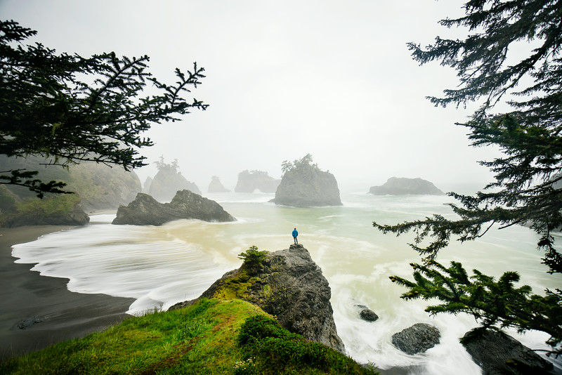 Oregon Coast Lookout
