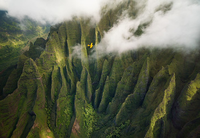 Napali Coast, Kauaii