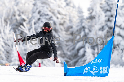 Mont-Tremblant, QC, Canada  - January 5 2021:  Snowboard Québec   Photo by:  Gary Yee (garyphoto.ca)