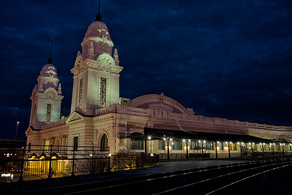 Worcester's Union Station