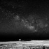 the Milky Way over Scarborough Beach