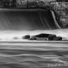 Waterfall on the Blackstone River