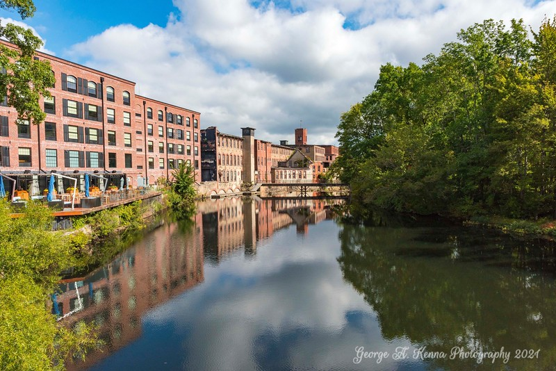 Rhode Island Reflections