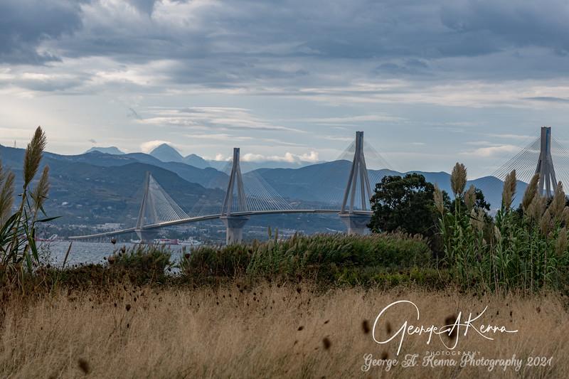 Rio Antirion Bridge