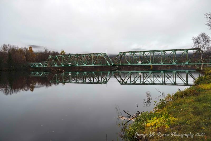 Berlin New Hampshire Bridge
